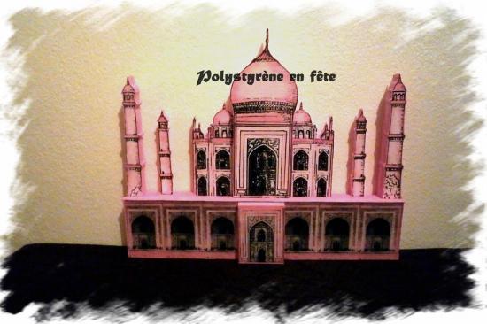 Taj-Mahal rose - 60,00 E
