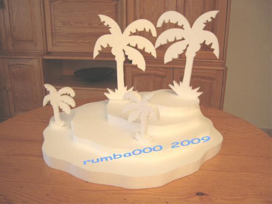 île aux palmiers  - 50,00 E