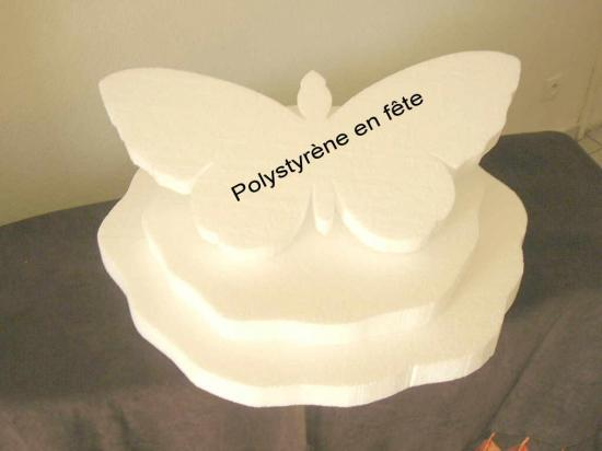 Papillon incliné -   50,00 E