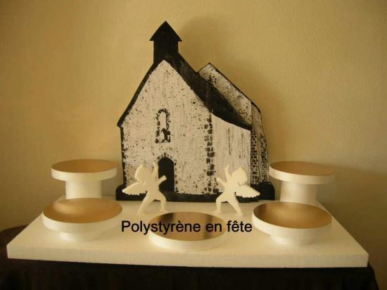 Présentoir église  - 105,00 E