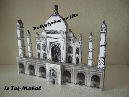 Palais oriental - Taj-Mahal - 60,00 E