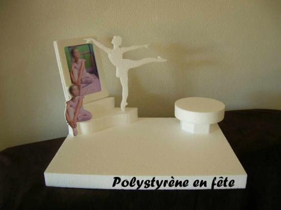 Presentoir-ballerine - 40,00 E
