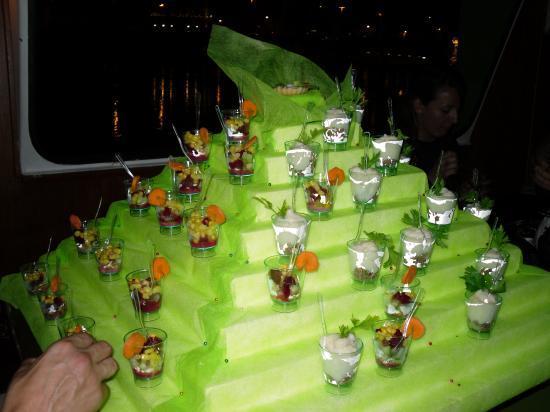 Grande pyramide 8 niveaux