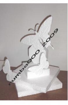 Petit présentoir papillon - 25,00 E