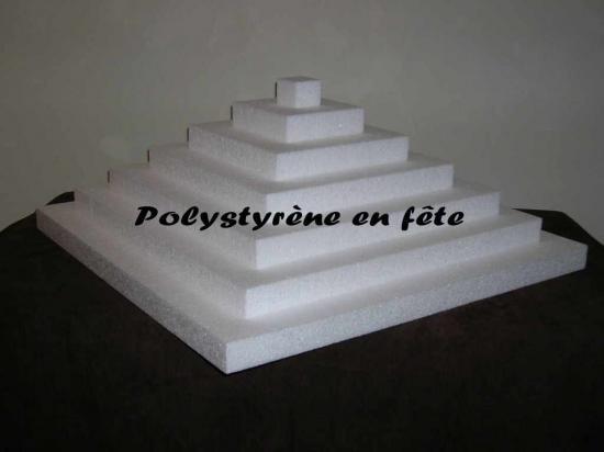 Présentoir Pyramide 7 niveaux -  80,00 E