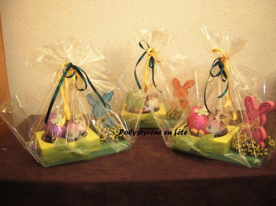 les 3 compositions de Pâques