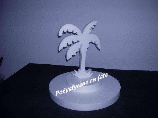 présentoir palmier -  25,00 E